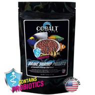 CB Brine Shrimp Pellets - Small - 11 Oz.