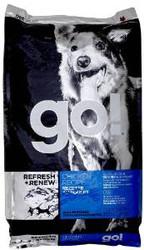 Go! R+r Ckn Dog 25#