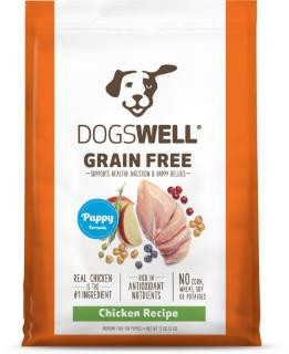 Dogswell Gf Ckn Pup 11 lb