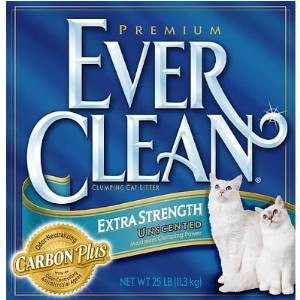 Everclean Xstr Unscnt 28 lb Bbox
