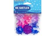 Penn Plax Deco Shells Ice Castle20pc