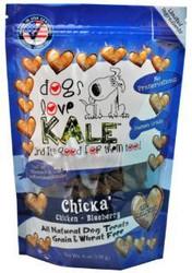 Dogs Love Kale Chicka C/b 6z {bin-1}