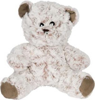 """Wag & Purr Bear W Sqk Toy 7"""""""