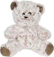 "Wag & Purr Bear W Sqk Toy 7"" {bin-1}"