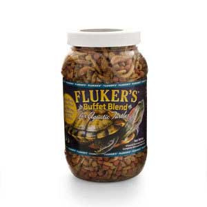 Fluker's Buffet Blend Aquatic Turtle 4 Oz.