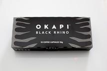 Okapi Black Rhino Capsules (10)