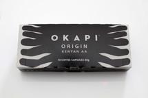Okapi Kenyan AA Capsules (10)