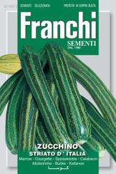 ZUCCHINI (Zucchino) striato d'Italia