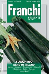 ZUCCHINI (Zucchino) nero di Milano