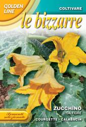 ZUCCHINI (Zuccino) da fiore