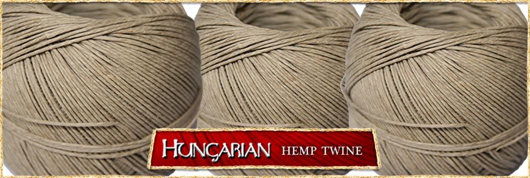 Hungarian Hemp Twine