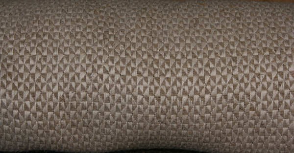 Hemp Pinwheel Fabric - Weave: Pinwheel - Color: Natural