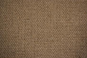 Hemp Linen Fabric - 100% hemp linen - natural taupe color - Close Up