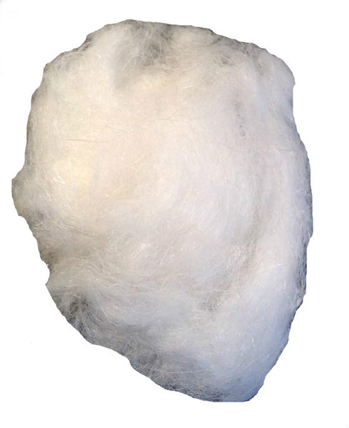 Grade A 100% degummed hemp fiber.