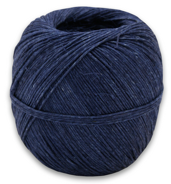 Navy Blue Hemp Twine