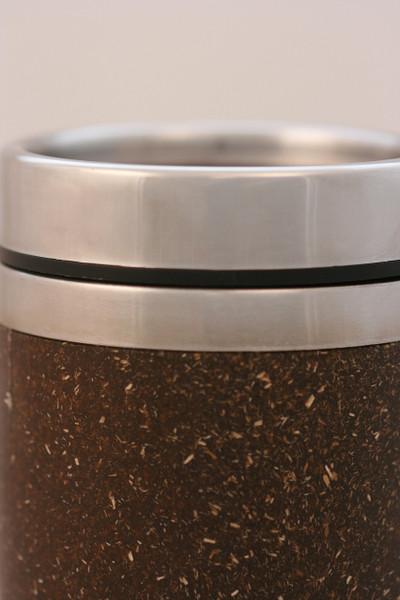 Hemp Plastic Travel Coffee Cup