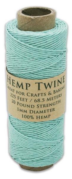 Bermuda Bay Hemp Twine Spool