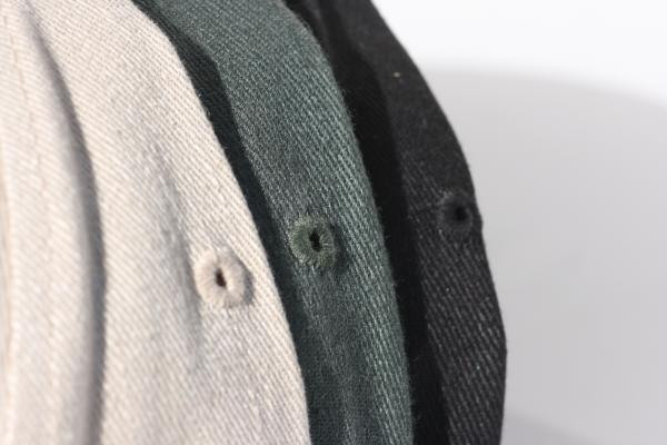 Hemp Hat Vents