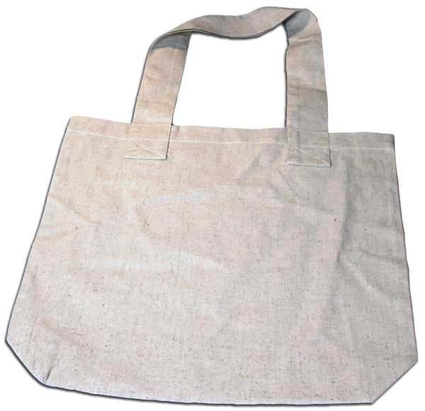 Hemp Tote Bag - The Farmer