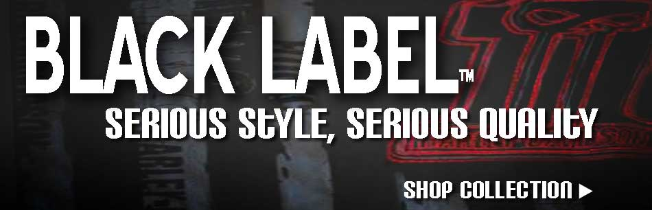 Harley-Davidson Black Label Clothing Collection