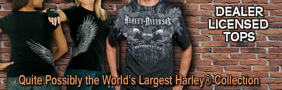 Harley-Davidson T-Shirts, Tees, Hoodies from Wisconsin Harley-Davidson Save