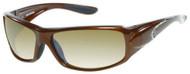 Harley-Davidson® Women's Sun Bling H-D Pearl Brown Sunglasses HDS8002BRN-1F