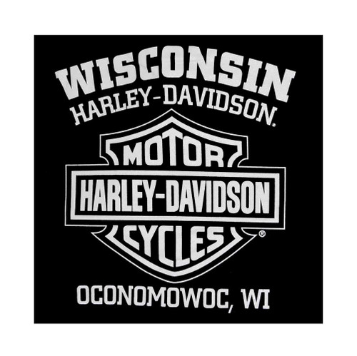 Harley-Davidson® Men's T-Shirt, Shovelhead Engine Short Sleeve ...