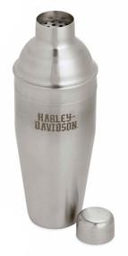 Harley-Davidson® Stainless Steel Cocktail Shaker Martini Barware Silver 96800-16V