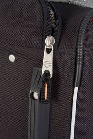Harley-Davidson® Hybrid Luggage 29'' Travel Equipment Duffel, Black 99629-BLK - C