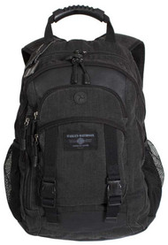 Harley-Davidson® Mens C4 Backpack CC8105S-GRYBLK