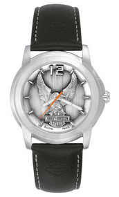 Harley-Davidson® Men's Bulova Eagle Wrist Watch 76A12 - A