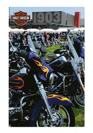 Harley-Davidson® Puzzle Collector's Edition, 1903 Museum, 21 x 33.5 inch, 6055 - A