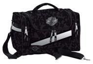 Harley-Davidson® Extreme Bar & Shield Hop-Along Duffel Bag, Nightvision 99211