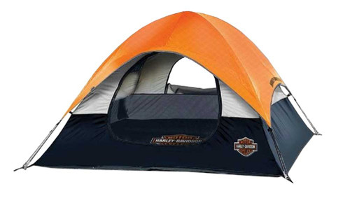 Harley-Davidson® Bar & Shield Road Ready Tent, Fiberglass Frame, HDL-10011A