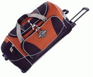 Harley-Davidson® Hybrid Luggage 21'' Travel Equipment Duffel Rust/Black 99621-RB