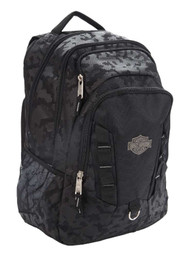 Harley-Davidson® Bar & Shield V Multi-Functional Backpack, Nightvision 99219