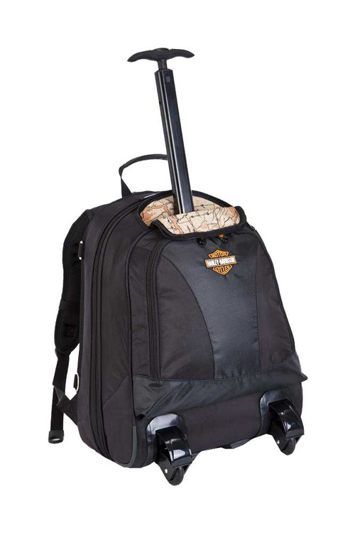 Harley-Davidson® Backpack w/ ''Landing Gear'' Technology 99617 - C