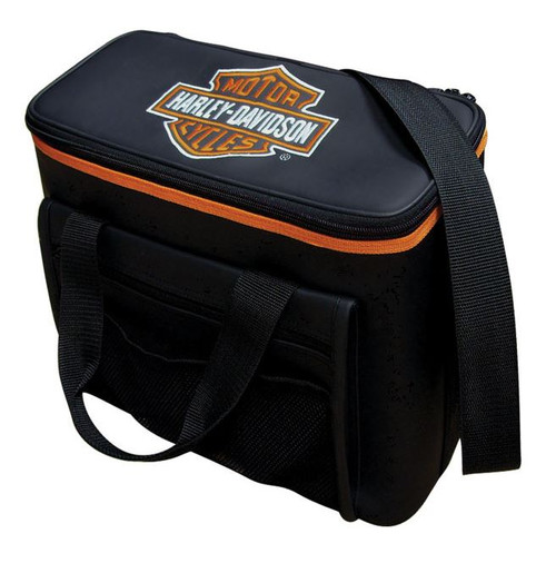 Harley-Davidson® Bar & Shield Cooler Pack, Slim Version CLP302307