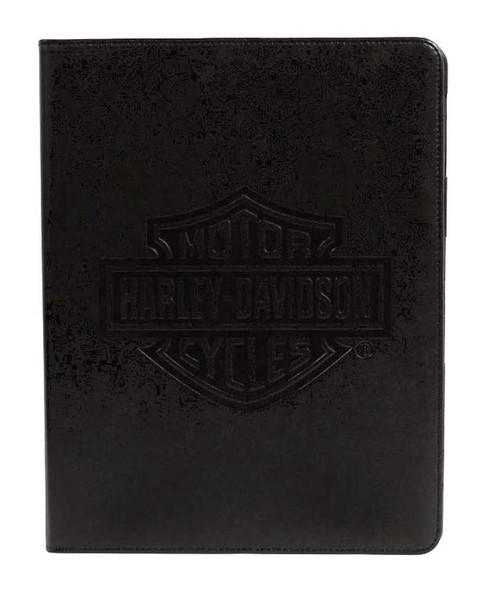 Harley-Davidson® 3 in 1 Folio Case: Fits iPad 2, iPad 3 & iPad 4 Black 07268 - A