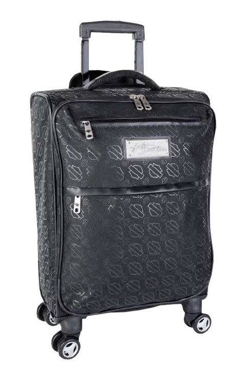 Harley-Davidson® 21 Inch Wheeling Carry-On Luggage, Monogram Bar & Shield 98215