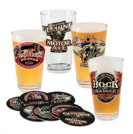 Harley-Davidson® Roadhouse Brew Pub Pint Glass Set HDL-18742