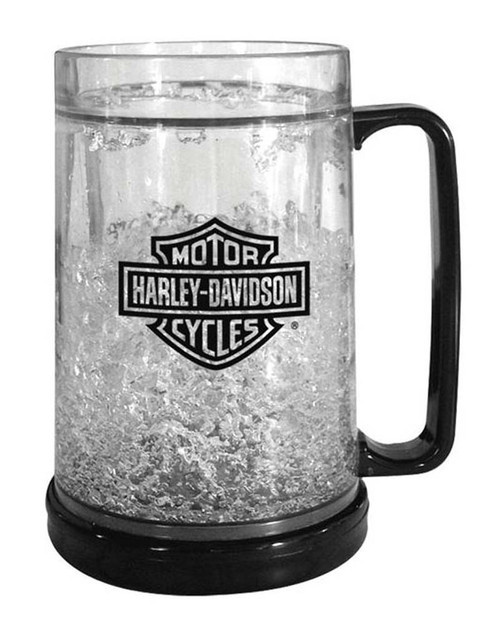 Harley-Davidson® Bar & Shield Re-freezable Gel Mug FM30271