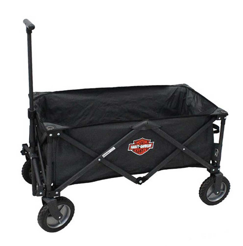 Harley-Davidson® Adventure Wagon, Bar & Shield Logo, Fusion Gray 739-00