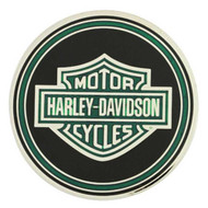 Harley-Davidson® Challenge Coin, Sheriff Trans with Bar & Shield Logo 8003128 - A