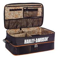 Harley-Davidson® Bar & Shield Trunk Locker Organizer, 10 x 24 x 14 inches 99615 - C