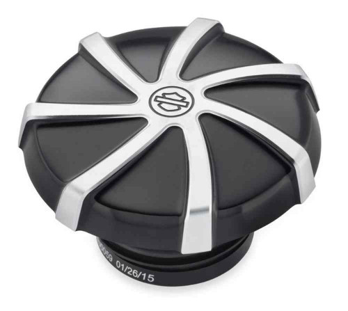 Harley-Davidson® Agitator Fuel Cap, Fits Dyna, Softail, Sportster & Touring 61100059