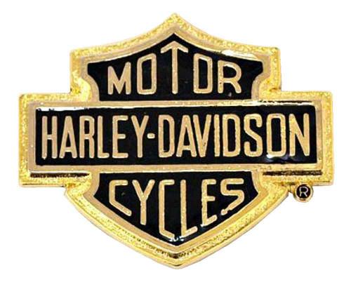 Harley-Davidson® Bar & Shield Logo Self-Adhesive Medallion, Large 91815-85