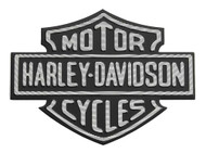 Harley-Davidson® Metal Adhesive-Backed Bar & Shield Logo Medallion 99352-82Z