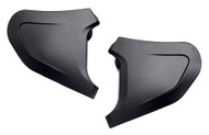 Harley-Davidson® H27 Shell Replacement Side Cover Set , Matte Black 98334-17VR