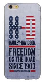 Harley-Davidson® Men's Americana H-D Script iPhone 7 Plus Phone Shell 7822